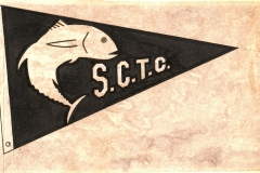 171 1925 SCTC Burgee