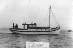 5 1925 Albacore 36 Potter T Catalina Boat Manana